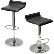 Vandue Corporation Sigma Adjustable Height Swivel Bar Stool