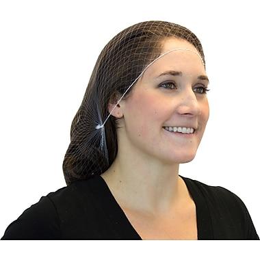 The Safety Zone – 28 po Filet à cheveux blanc en nylon poids léger, 720/paquet (DPLW-28-WH)