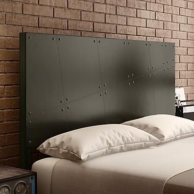 Amisco – Tête de lit en métal Jet Plane, pour lit double