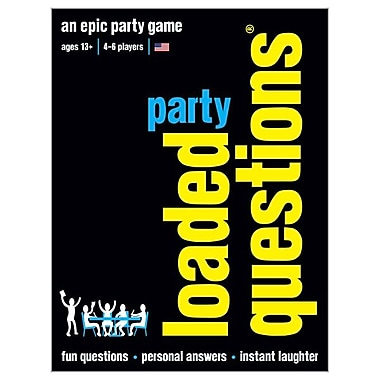 All Things Equal Loaded Questions Party Game