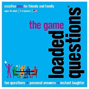 All Things Equal – Jeu de questions Loaded Questions, anglais