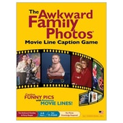All Things Equal – Jeu The Awkward Family Photos Movie Line Caption Game, anglais