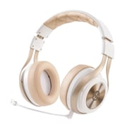 Lucid Sound LS30 Wireless Gaming Headset, White