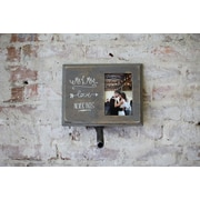 Clairmont&Company Lily Mr. and Mrs. Picture Frame