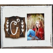Clairmont&Company Lily Initial Picture Frame; C