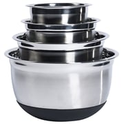 Denmark 4 Piece Stainless Steel Bowl Set