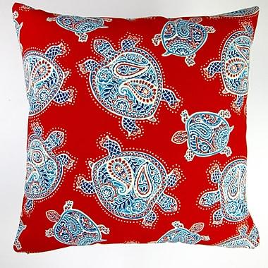 Artisan Pillows Kids Sea Turtle Indoor/Outdoor Pillow Cover (Set of 2)