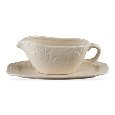 TAG Arboretum Gravy Boat and Saucer Set