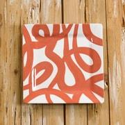 Coton Colors Loop De Loo Square Platter