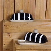 Coton Colors Plank Butter Dish