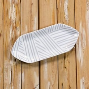 Coton Colors Overlap Pointy Platter