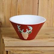 Coton Colors 10 oz. Reindeer Mod Small Bowl