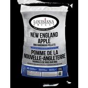 LouisianaGrills All Natural Hardwood Pellets - New England Apple