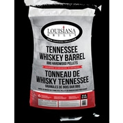 LouisianaGrills All Natural Hardwood Pellets - Tennessee Whiskey Barrel