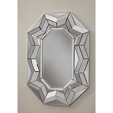 Best Quality Furniture Beveled Oval Wall Mirror