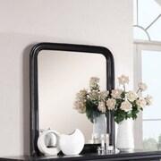 A&J Homes Studio Kitty Beauty Rectangular Dresser Mirror