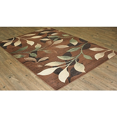 Rug Factory Plus LifeStyle Brown/Beige Area Rug