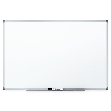 Quartet® Basic Whiteboard, 3' x 2', Aluminum Frame (85341)