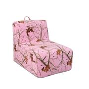 Mossy Oak Nativ Living Tween Kids Chaise Lounge