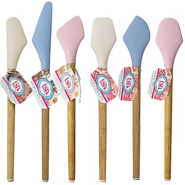 Architec Totally Sweet Products 6 Piece Spatula Set