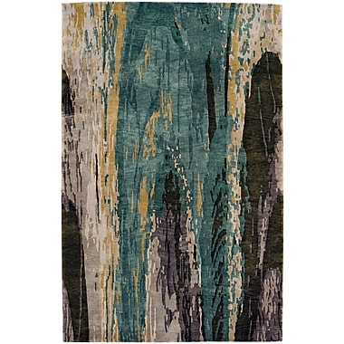 Capel Specter Hand-Knotted Area Rug; 7' x 9'