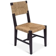 BirdRock Home Rush Weave Side Chair (Set of 2)