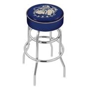 Holland Bar Stool NCAA 25'' Swivel Bar Stool; Georgetown Hoyas