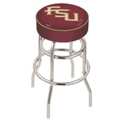 Holland Bar Stool NCAA 25'' Swivel Bar Stool; Florida State Seminoles