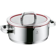 WMF Function Four Stock Pot w/ Lid in 4 Quart