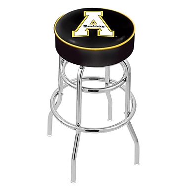 Holland Bar Stool NCAA 25'' Swivel Bar Stool; Appalachian State Mountaineers