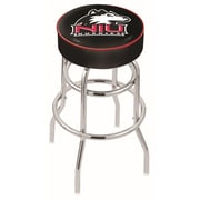 Holland Bar Stool NCAA 25'' Swivel Bar Stool; Northern Illinois Huskies