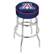 Holland Bar Stool NCAA 25'' Swivel Bar Stool; Arizona Wildcats