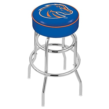 Holland Bar Stool NCAA 25'' Swivel Bar Stool; Boise State Broncos