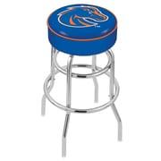 Holland Bar Stool NCAA 25'' Swivel Bar Stool; Boise State Broncos