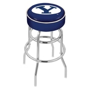 Holland Bar Stool NCAA 25'' Swivel Bar Stool; Brigham Young University Cougars