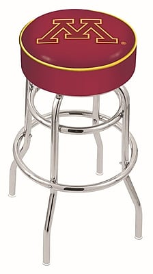 Holland Bar Stool NCAA 25'' Swivel Bar Stool; Minnesota Golden Gophers WYF078279503903