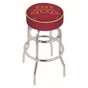 Holland Bar Stool NCAA 25'' Swivel Bar Stool; Minnesota Golden Gophers