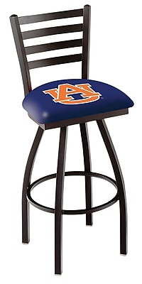 Holland Bar Stool NCAA 44'' Swivel Bar Stool; Auburn Tigers