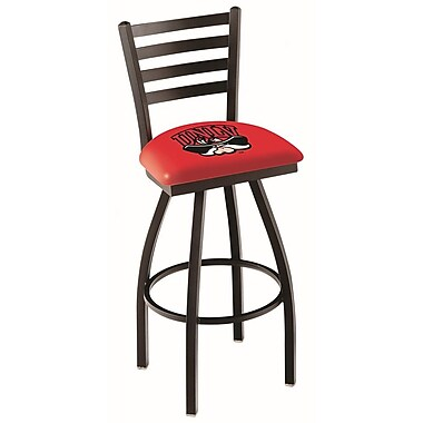 Holland Bar Stool NCAA 44'' Swivel Bar Stool; UNLV Rebels