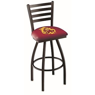 Holland Bar Stool NCAA 39'' Swivel Bar Stool; Arizona State Sun Devils -Sun Devil