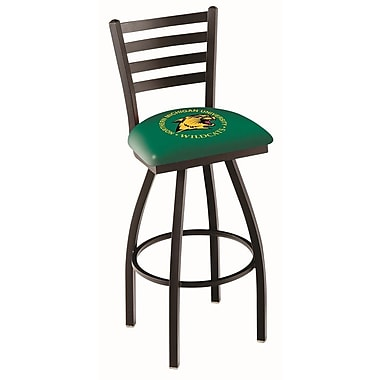 Holland Bar Stool NCAA 44'' Swivel Bar Stool; Northern Michigan University
