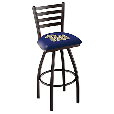 Holland Bar Stool NCAA 44'' Swivel Bar Stool; Pittsburgh Panthers