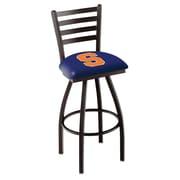 Holland Bar Stool NCAA 44'' Swivel Bar Stool; Syracuse Orange