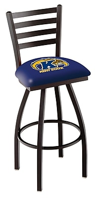 Holland Bar Stool NCAA 39'' Swivel Bar Stool; Kent State Golden Flashes WYF078279503370