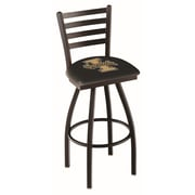 Holland Bar Stool NCAA 39'' Swivel Bar Stool; Idaho Vandals
