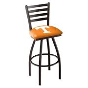 Holland Bar Stool NCAA 44'' Swivel Bar Stool; Tennessee Volunteers