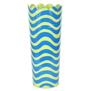 Jayes Free Standing Umbrella Stand; Green/Blue