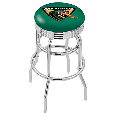 Holland Bar Stool NCAA Swivel Bar Stool; UAB Blazers