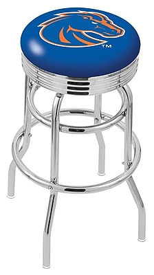 Holland Bar Stool NCAA Swivel Bar Stool; Boise State Broncos WYF078279504156