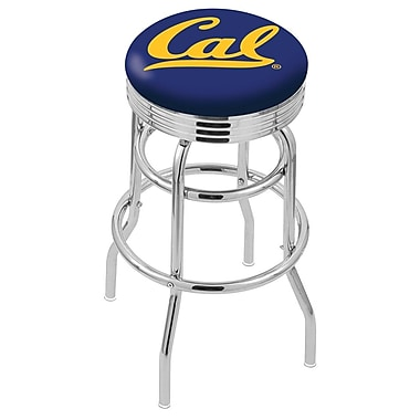 Holland Bar Stool NCAA Swivel Bar Stool; California Golden Bears